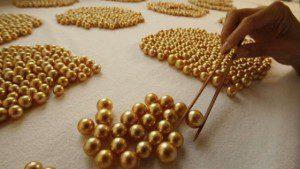 la culture de perles aux Philippines